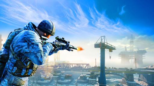 Télécharger Gratuit Army Sniper Shooter 2018: Commando Gun War apk mod screenshots 2