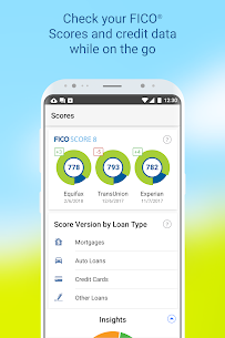 myFICO: FICO® Scores Credit For Pc (Download On Windows 7/8/10/ And Mac) 1