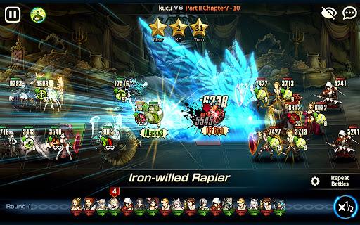 Brave Nine - Tactical RPG 1.64.7 screenshots 24