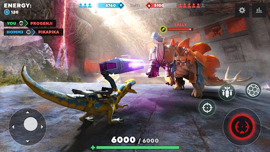 Dino Squad: TPS Dinosaur Shooter 4