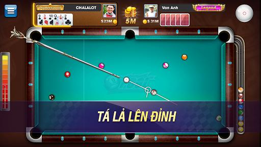 Bida - Bi-a Phu1ecfm  - Bida 8 Bi - ZingPlay  screenshots 2