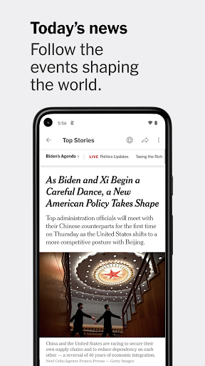 Download APK: The New York Times v9.40 [Subscribed] [Mod Extra]