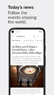 The New York Times Apk – New 2021* 1