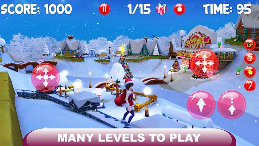 Super Gift Girl Adventure Game apktram screenshots 4