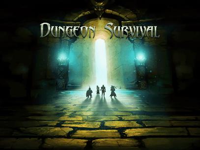 Dungeon Survival Mod Apk 1.65 (Unlimited Money/Diamond/Potion) 8