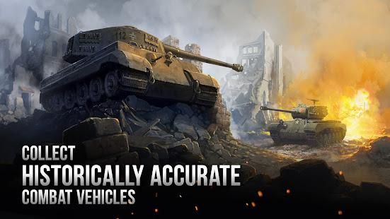 Armor Age: Tank Gamesud83dudca5 RTS War Machines Battle screenshots 13
