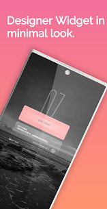 Finesta KWGT Apk Download [PAID] for Android 9