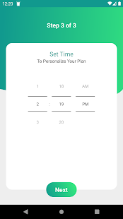 Meal tracker & Calorie counter app - Caloree
