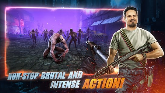 Zombeast: Survival Zombie Shooter Apk Mod + OBB/Data for Android. 1