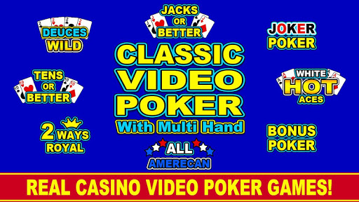 Video Poker Legends - Casino Video Poker Free Game 1.0.5 1