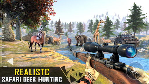 Safari Deer Hunting Africa: Best Hunting Game 2020 1.41 screenshots 4