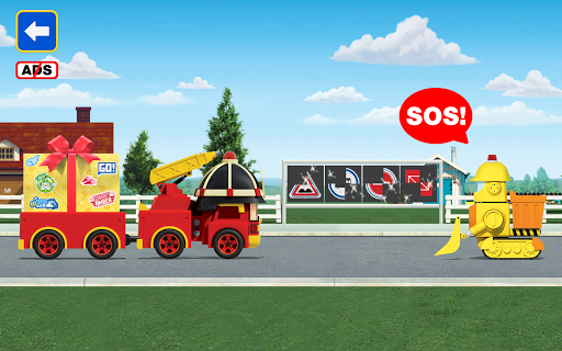 Robocar Poli: Mailman! Good Games for Kids!  screenshots 11