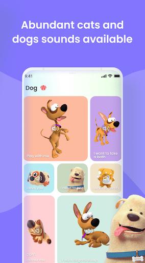 Happy pets – Pet translator, My talking pet