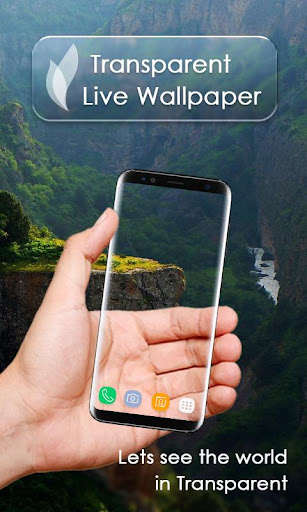 Transparent Live Wallpaper 13.81 Screenshots 12