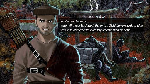 Samurai 3 - Action fight Assassin games  screenshots 3