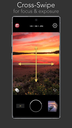 FiLMiC Firstlight - Photo App 1.1.4 Screenshots 2