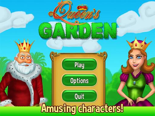 Télécharger gratuit Queen's Garden APK MOD 1