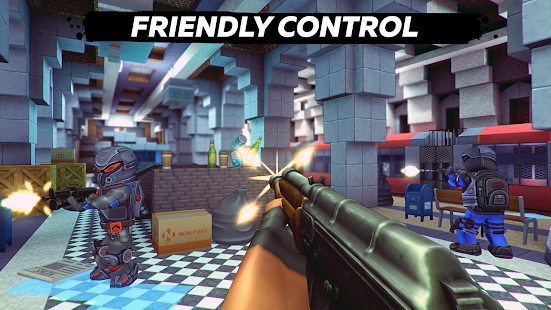 KUBOOM 3D: FPS Shooter Screenshot