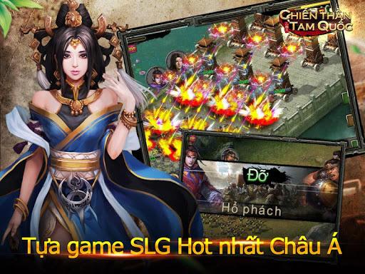 Chiu1ebfn Thu1ea7n Tam Quu1ed1c-Tranh Bu00e1  screenshots 6