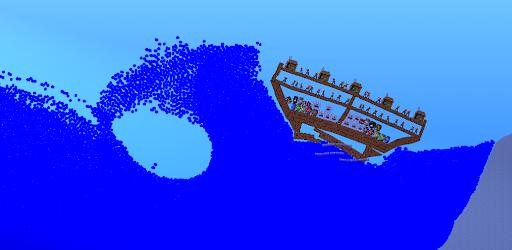 🌊 Water Physics Simulation 🌊 1.2.17 screenshots 1