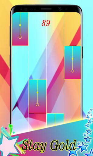 BTS - Dynamite ud83cudfb9 Piano game 2.0 Screenshots 3