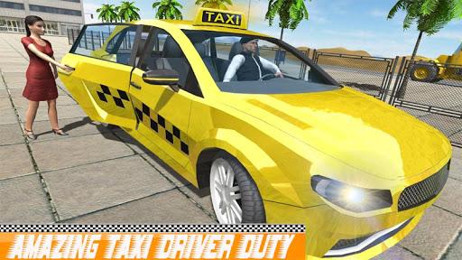 los angeles taxi driver screenshot 1