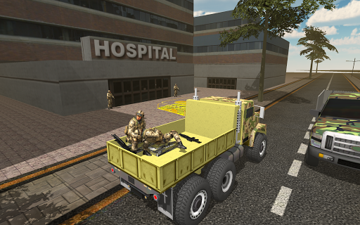 Army Truck Simulator 2017 2.2 screenshots 1