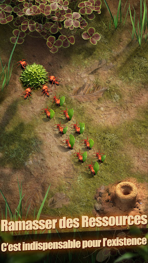 Les Fourmis: Royaume souterrain APK MOD (Astuce) screenshots 3