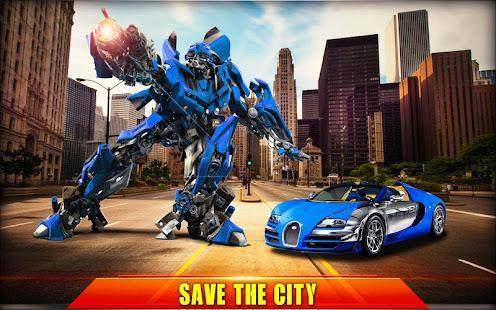 Car Robot Transformation 19: Robot Horse Games 2.0.7 Screenshots 7