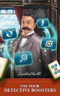 Mahjong Crimes - Mahjong & Mystery Screenshot