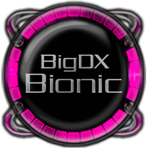 Bionic Launcher Theme Pink For PC Windows (7, 8, 10 and 10x) & Mac Computer