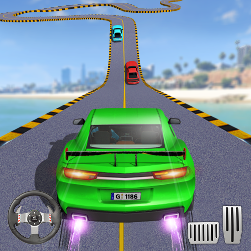 Car Stunts Car Simulator Free Games: New Car Games