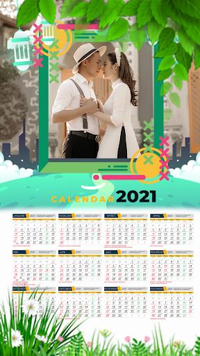 Frame Calendar 2021  Screenshots 6
