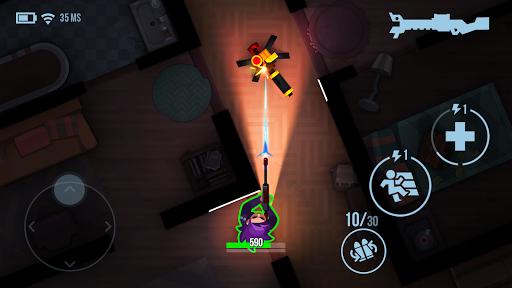 Code Triche Bullet Echo (Astuce) APK MOD screenshots 6