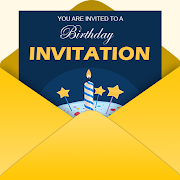 Invitation maker 2021 Birthday & Wedding card Free