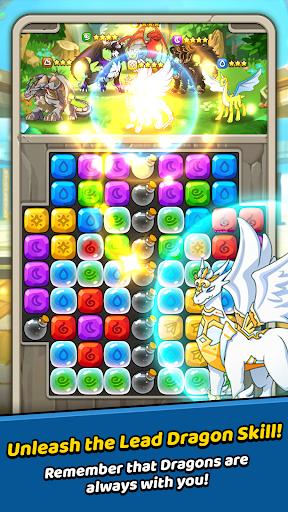 Dragon Village B - Dragon Breeding Puzzle Blast 1.1.29 screenshots 4