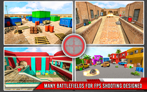 Fps Robot Shooting Games u2013 Counter Terrorist Game 1.6 screenshots 13
