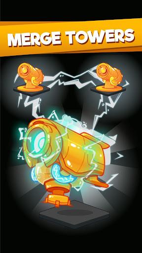 Power Painter - Merge Tower Defense Game 1.16.6 screenshots 4