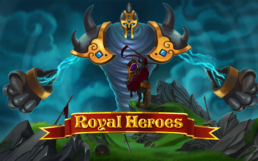 Royal Heroes: Auto Royal Chess screenshots 5