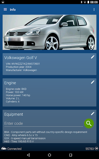 OBDeleven car diagnostics 0.30.0 Screenshots 23