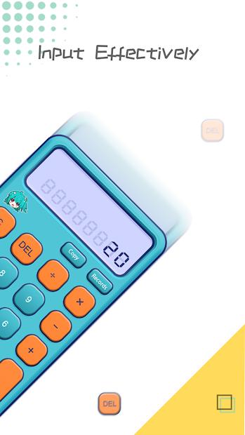 Captura de Pantalla 3 de Anime Calculator ( for ACGer ) para android