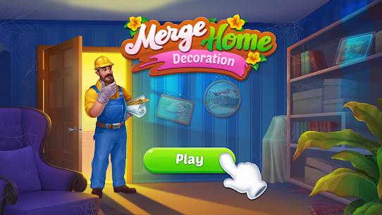 Merge Home  – Design Dream – Decor Mansion Mod Apk 1.0.5 (Lots of Money) 5