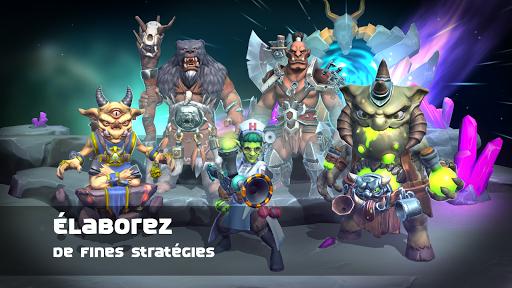 Télécharger Dragon Champions mod apk screenshots 5