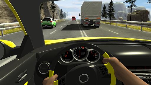 Code Triche Racing in Car 2 (Astuce) APK MOD screenshots 5
