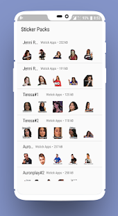 Stickers de Jenni Rivera Para WhatsApp Screenshot