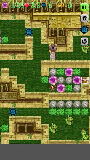 diamond rush temple adventure 1.29 Screenshots 2