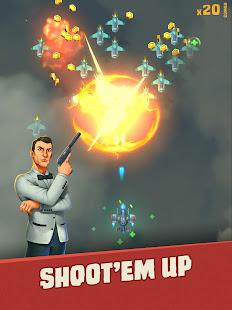 Sky Patrol: shoot 'em up games