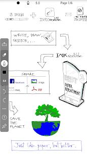 INKredible – Handwriting Note 4