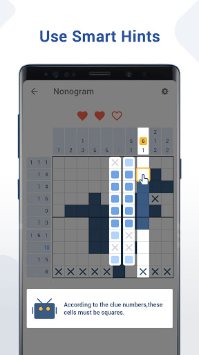 Nonogram - Free Logic Puzzle 1.3.4 screenshots 12