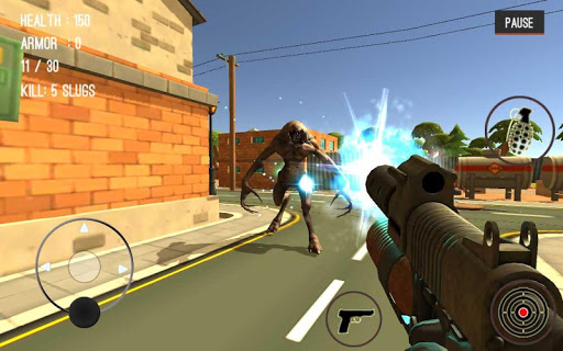 Monster Killing City Shooting III Trigger Strike 1.0.1 screenshots 10